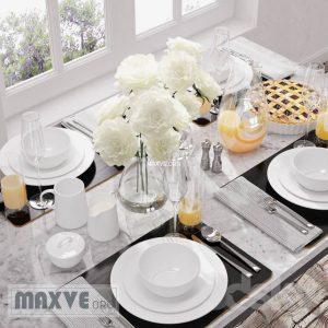 تحميل موديلات  275 أدوات المائدة