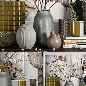تحميل موديلات  434 Decorative set طقم ديكور