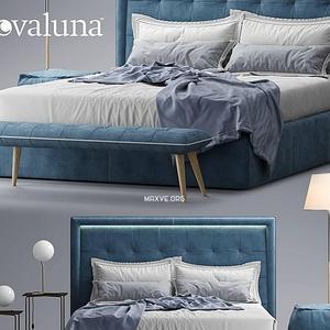 تحميل موديلات  428 Novaluna PRINCE سرير bed