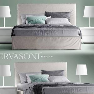 تحميل موديلات  430 gervasoni Ghost سرير bed