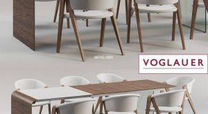 تحميل موديلات  439 Table & chair- طاولة-وكرسي Voglauer Spirit