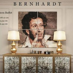 تحميل موديلات  275 خزانة-ذات-أدراج Bernhardt Chiltern Buffet