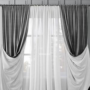تحميل موديلات  473 ستائر Curtain ستائر