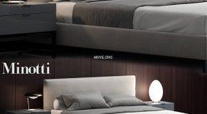 تحميل موديلات  441 Minotti ANDERSEN  سرير bed