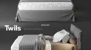 تحميل موديلات  448 Twils biancheria  سرير bed