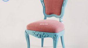 تحميل موديلات  832 Elegant drw3 Chair كرسي