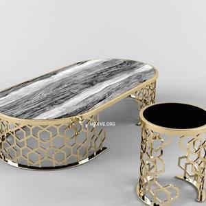 تحميل موديلات  235 Table & chair- طاولة-وكرسي Longhi LOVELUXE MANFRED