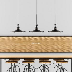 تحميل موديلات  460 Table & chair- طاولة-وكرسي