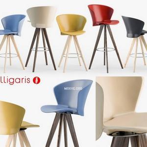 تحميل موديلات  846 Bahia W stool Chair كرسي