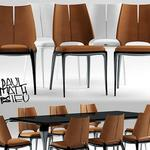 تحميل موديلات  461 Table & chair- طاولة-وكرسي Paul Mathieu