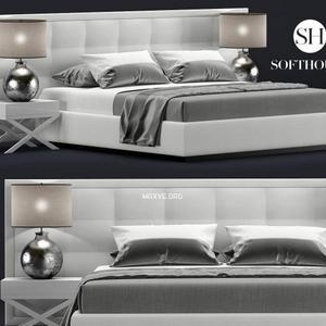 تحميل موديلات  465 softhouse سرير bed