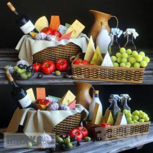 تحميل موديلات  65 المشروبات الغذائية