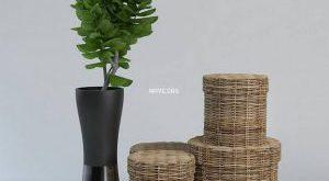 تحميل موديلات  71 Decorative set طقم ديكور