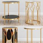 تحميل موديلات  473 Table & chair- طاولة-وكرسي gold side s