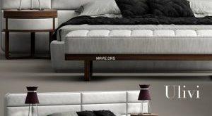 تحميل موديلات  476 ulivi MASTER سرير bed