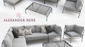 509 تحميل موديلات كنب Alexandr Rose  outdoor furniture pfortofino nabor