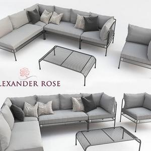 509 تحميل موديلات كنب Alexandr Rose  outdoor furniture pfortofino nabor