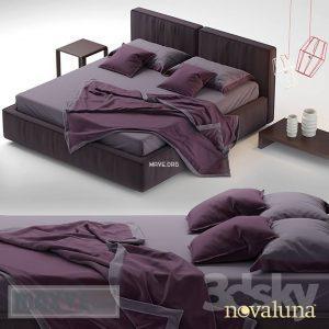 تحميل موديلات  477 Novaluna EASY سرير bed