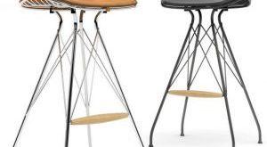 تحميل موديلات  859 o&d_wire bar stool Chair كرسي