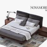 تحميل موديلات  479 Novamobili Nido 2013 سرير bed