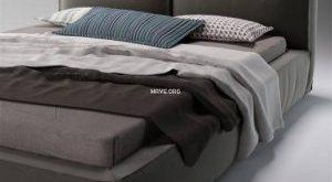 تحميل موديلات  186 Flexteam - Slim One سرير bed