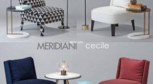 تحميل موديلات  477 Table & chair- طاولة-وكرسي meridiani cecile
