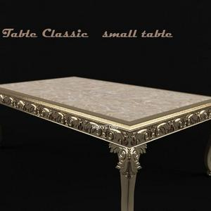 تحميل موديلات  480 Table & chair- طاولة-وكرسي Classic