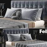 تحميل موديلات  492 Felis سرير bed