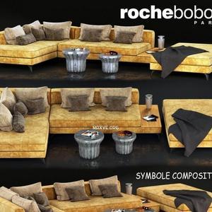 524 Rochebobois كنب Rochebobois model