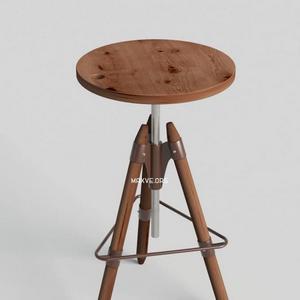 تحميل موديلات  862 Riva 1920 Ello - Ello Chair كرسي