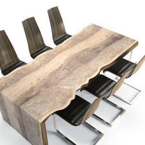تحميل موديلات  487 Table & chair- طاولة-وكرسي axel miss you