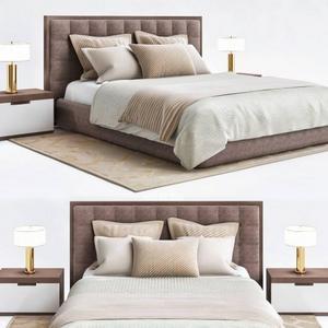 تحميل موديلات  496 Mitchell Gold سرير bedroom