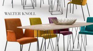 تحميل موديلات  491 Table & chair- طاولة-وكرسي Walter Knoll  WK Liz  Joco