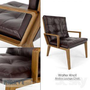 تحميل موديلات  508 Walter Knoll Andoo Lounge Chair كرسي