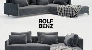 541 Rolf Benz تحميل موديلات كنب Nuvola Rolf benz