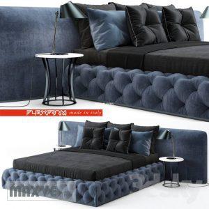 تحميل موديلات  503 Mood Leanardo سرير bed