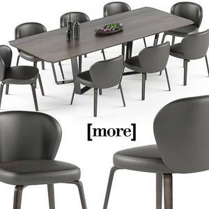 تحميل موديلات  499 Table & chair- طاولة-وكرسي Mudi  Pero