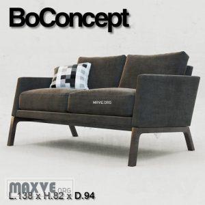 28 B&B italya كنب BoConcept Monte model