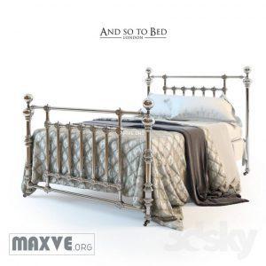 تحميل موديلات  189 SAWA AndSoToسرير bed Coriander سرير bed