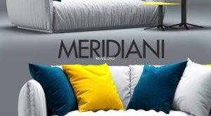 577 تحميل موديلات كنب Meridiani Scott