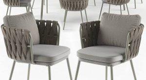 تحميل موديلات  510 Table & chair- طاولة-وكرسي Tosca