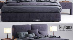 تحميل موديلات  517 rugiano braid  سرير bed