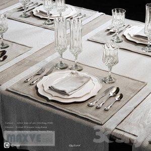 تحميل موديلات  302 أدوات المائدة