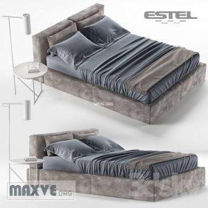 تحميل موديلات  532 CARESSE سرير bed