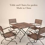 تحميل موديلات  240 Table & chair- طاولة-وكرسي iron