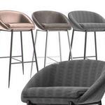 تحميل موديلات  870 Agatha Bar Stool  Chair كرسي