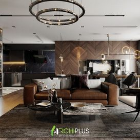 Livingroom 55 By Hoang Nguyen 3d model Download Free Maxve