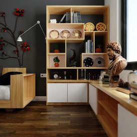 Livingroom 81 By Manhlinh Kyzen 3d model Download Free Maxve