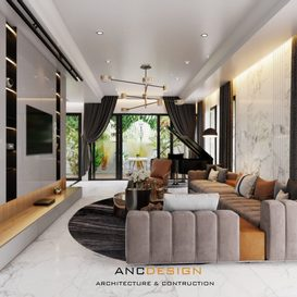 Livingroom 116 By QuanLe 3d model Download Free Maxve