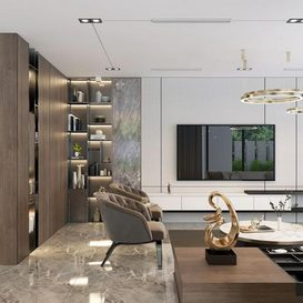 Livingroom 137 By NguyenTung 3d model Download Free Maxve